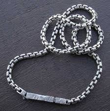 chain necklace mens images Silver men 39 s chain necklace love2have in the uk jpg