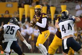 asu football game balls for the victory over nau house of sparky