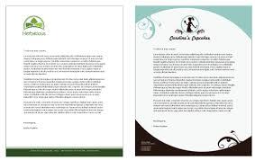 business letterhead templates u0026 examples of business letterheads