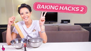 Baking Hacks Baking Hacks 2 Hack It Ep30 Youtube