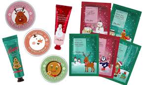 gift sets for christmas the cutest korean beauty gift sets of 2016