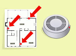 Install Smoke Detector How To Test A Smoke Detector 14 Steps With Pictures Wikihow
