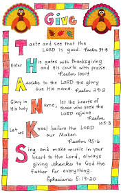 happy thanksgiving to the best readers verses