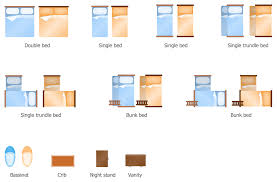 Designing Floor Plans by Floor Plans Solution Conceptdraw Com