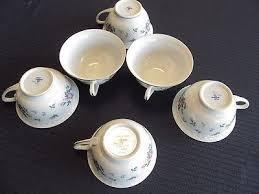 princess china sweet briar princess china empcraft usa sweet briar tru tone 6 cups 505370506