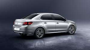 peugeot luxury sedan peugeot 301 facelift brings predictable improvements