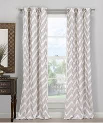 White Chevron Curtains Remarkable Gray And White Chevron Curtains And Best 25 Grey