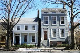 wooden homes get some love in brownstone brooklyn clinton hill