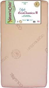Colgate Classica Iii Foam Crib Mattress Colgate Eco Classica Iii Organic Cotton Dual Zone Review Babygearlab