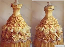 Princess Peach Halloween Costumes Belle Costume Princess Belle Beauty Beast Costume