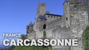 Carcassonne Walled City Of Carcassonne In Southwest France Youtube