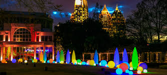 atlanta botanical garden lights garden lights holiday nights concierge services of atlanta