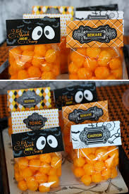 halloween gifts for classmates pumpkin holiday crafty