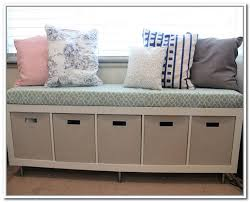 Storage Bench Seat Design by Bedroom Wonderful Indoor Storage Bench Seat Best Ideas With Regard