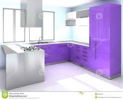 Purple Kitchen Backsplash Kitchen Stunning U Shaped Purple 2017 Kitchen Ideas Plus Polka
