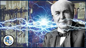 When Did Thomas Edison Make The Light Bulb How Thomas Edison Changed The World Youtube