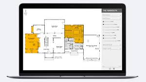 interactive floor plans for home builders from oneil interactive