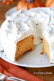 pumpkin angel food cake centsless deals