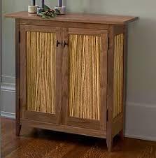 Zebra Side Table Tiger Maple Side Cabinet By Tom Dumke Wood Side Table 34