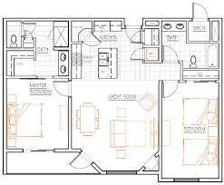 condos floor plans