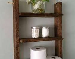 Wooden Shelf Building by Wood Shelf Etsy