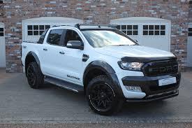 Ford Raptor Ranger - used ford ranger wildtrak 4x4 dcb tdci raptor styling white 3 2