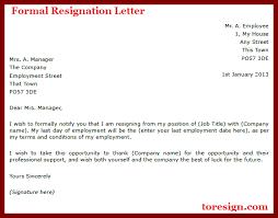 resignation letter good resignation letter sample for pregnancy