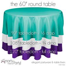 what size centerpiece for 60 round table here is a tablecloth size guide for a 60 round table check out the
