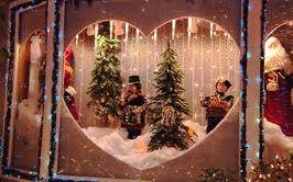 Christmas Window Decoration Ideas Home by