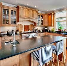 what color countertops go with wood cabinets 5 kitchen countertop and cabinet combinations academy