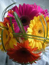 jennifer joyce design gerbera daisy bouquet