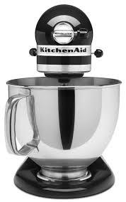 Kitchenaid 5 Quart Mixer by Kitchenaid Artisan Series 5 Quart Tilt Head Stand Mixer Onyx