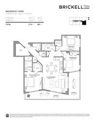 quantum on the bay floor plans brickell 10 worldwide properties