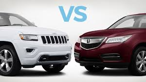 buy jeep grand to buy jeep grand vs acura mdx carmax
