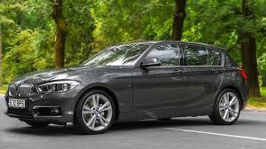 bmw minivan 2015 2015 bmw 1 series facelift review autoevolution