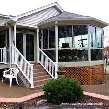 Sunroom On Existing Deck Porch Enclosures Ten Great Ideas To Consider