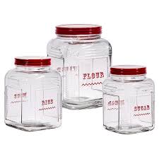 Glass Canister Sets For Kitchen by 37 Best Stuff I Like Images On Pinterest Kitchen Canister Sets