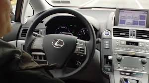 lexus hs usa how to use lane assist on your lexus youtube