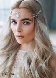 chain headpiece sale wedding chain headpiece bridal hair jewelry chain
