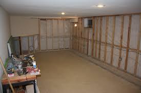basement finishing systems