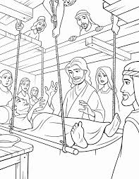 coloring download jesus heals the sick coloring page jesus heals