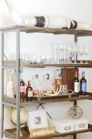 World Market Hutch Bar Shelf Mckenna Bleu