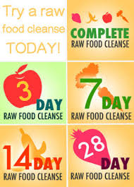 the complete science guide raw food cleanse diet program