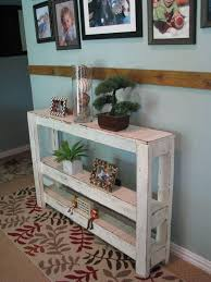 X Base Console Table Enchanting Rustic Console Table Diy And Diy Rustic X Base Console