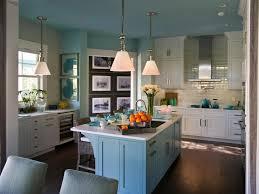 Light Blue Kitchen Cabinets by Blue Coastal Kitchen Photos Hgtv