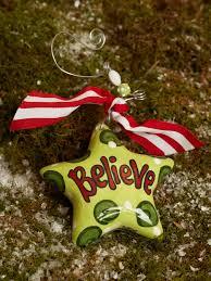 believe ornament decor gifts home decor
