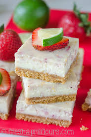 strawberry margarita strawberry margarita squares