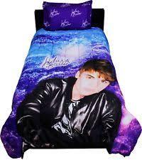 One Direction Comforter Set Justin Bieber Bedding Ebay