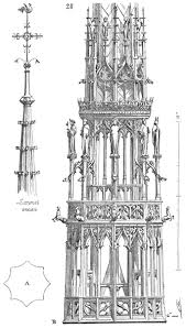 Gothic Architecture Floor Plan Neo Gothic Style