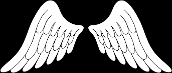 free vector angel wings cliparts clipartix